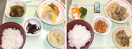 栄養科食事
